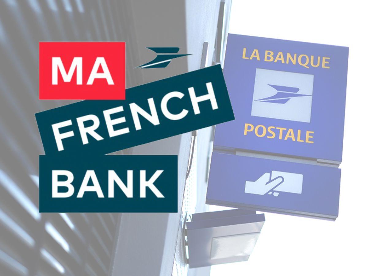 Ma French Bank, la banque en ligne de la Banque Postale
