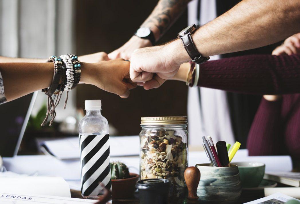 equipe teambuilding en entreprise