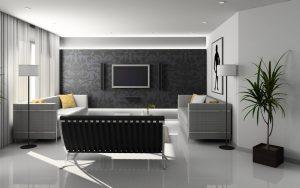 Peinture : Top 5 couleurs tendance pour repeindre votre salon