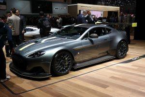 La nouvelle Aston Martin Vantage