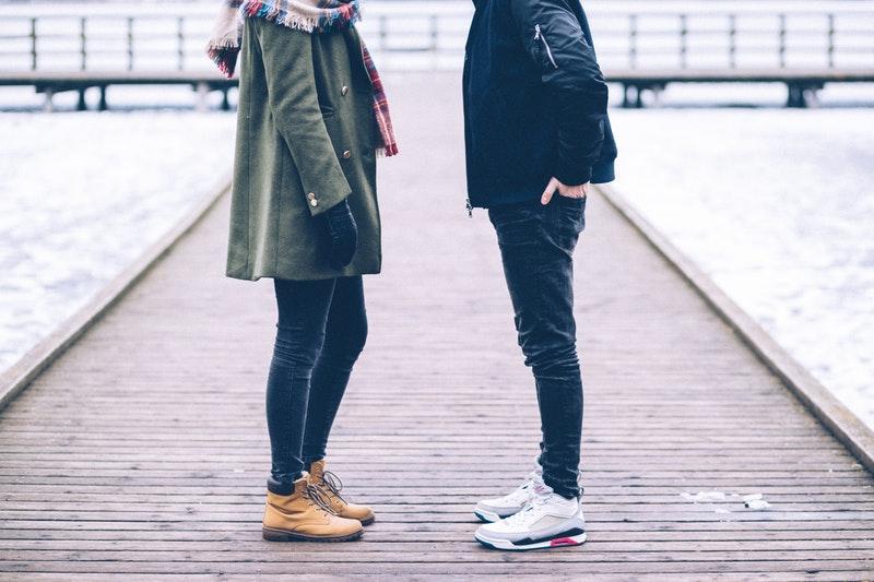 couple rencontre amoureux