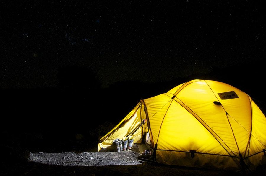 choisir tente de camping