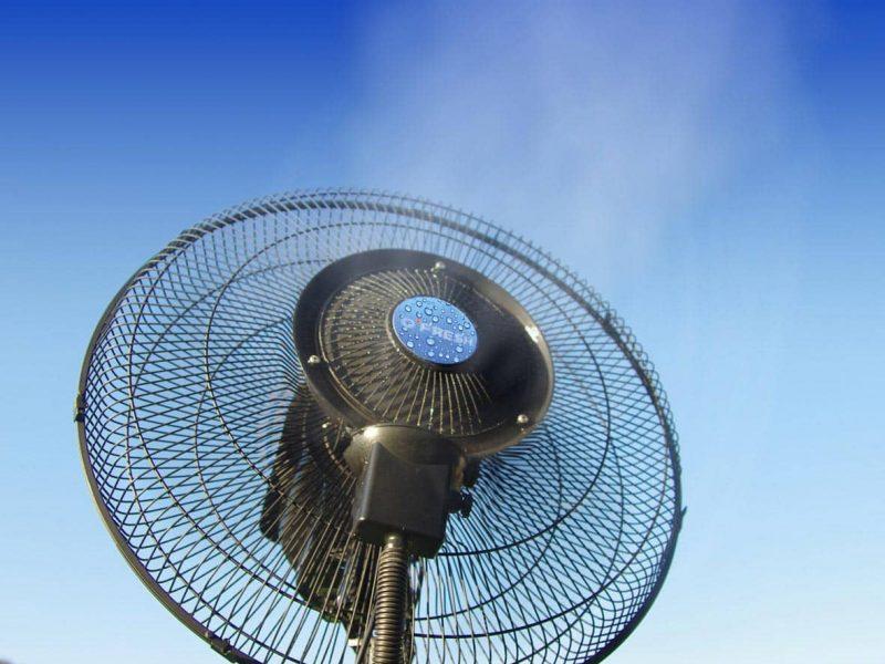 L'essentiel à savoir sur les ventilateurs brumisateurs