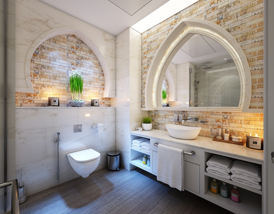 Faire une salle de bain à l\'italienne - Tous nos conseils et astuces