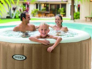 Le spa gonflable : pour un bon moment de détente chez soi