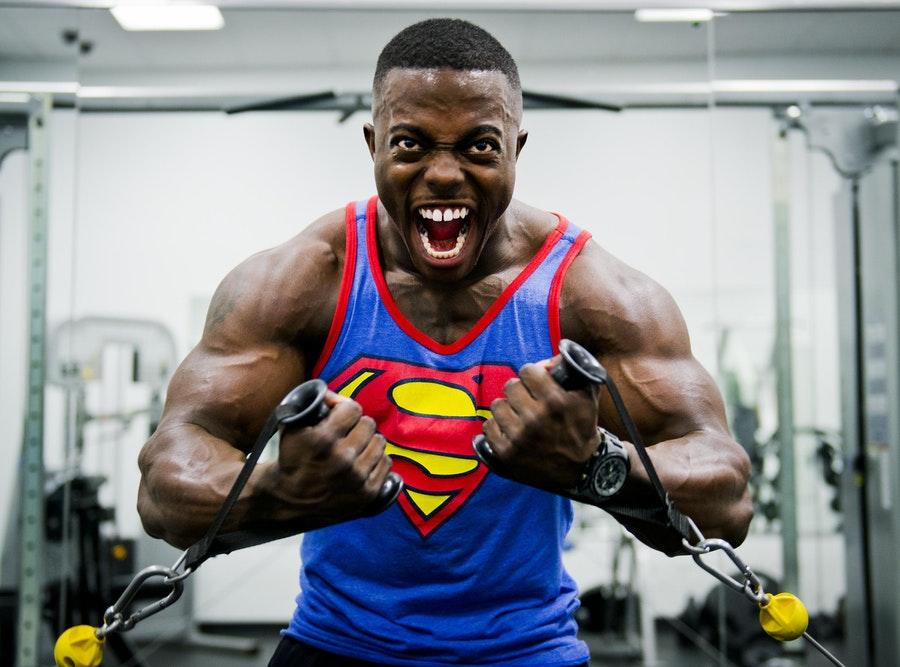 bodybuilder steroid