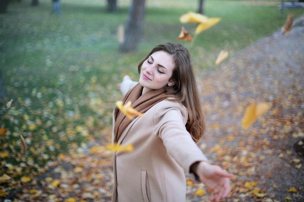 Être heureux et aimer sa vie