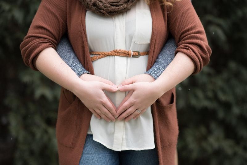 faire un deni de grossesse