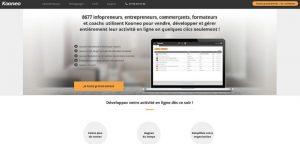 Kooneo : la plateforme qui accompagne les entrepreneurs
