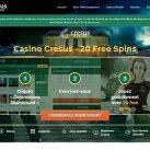 Cresus Casino, un grand voyage dans l'aire des jeux en ligne