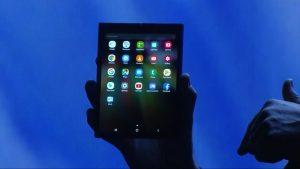 Samsung Galaxy F : tout ce qu'il y a à savoir sur un Smartphone pliable