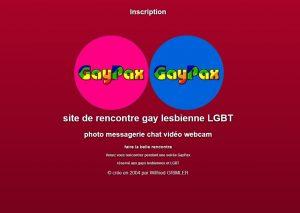 Que penser du site de rencontre GayPax ?