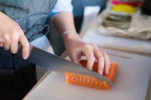 Comment enlever l'odeur désagréable d'un poisson?