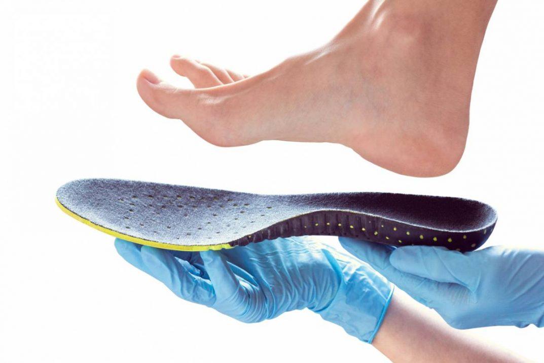La semelle orthopédique pour corriger les déformations du pied