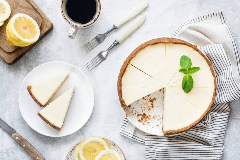 Cheesecake à la mandarine : La recette simple et rapide !