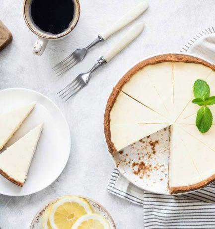 Préparer facilement un cheesecake aux mandarines