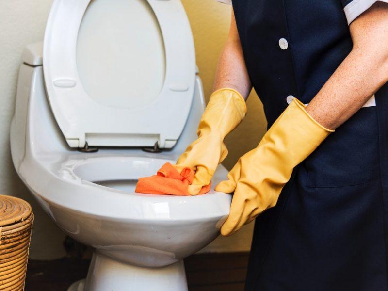 Comment fabriquer votre propre produit nettoyant w.c?