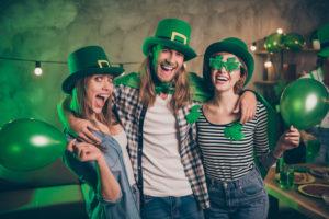 Préparez votre déguisement pour la Saint-Patrick