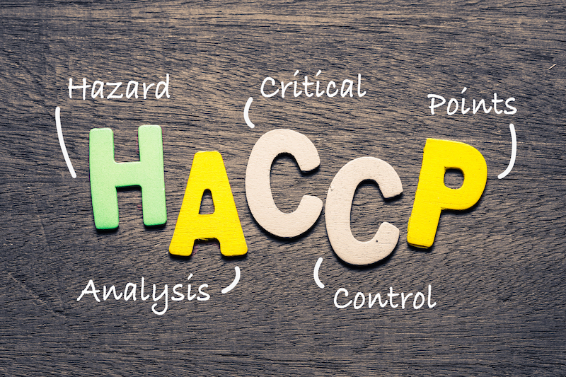 Se former au HACCP